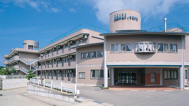 ケアハウス加賀中央ヴィラ松が丘